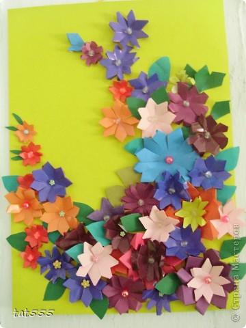 Россыпь цветов