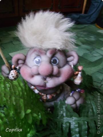 Вот такой вождь пошился в подарок к 23 числу вождю моего племени! фото 3