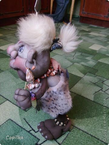 Вот такой вождь пошился в подарок к 23 числу вождю моего племени! фото 7