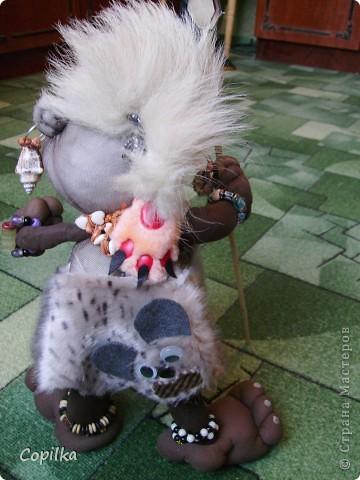 Вот такой вождь пошился в подарок к 23 числу вождю моего племени! фото 8
