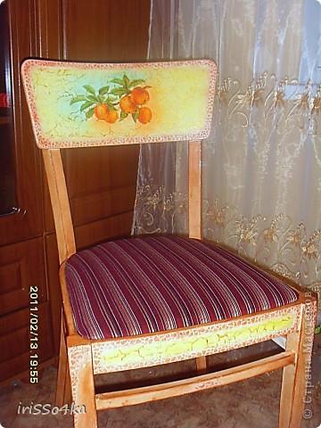 Столик(доделка)+стул фото 3