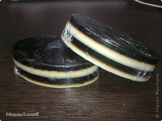 Мыло-скраб кофейное фото 1