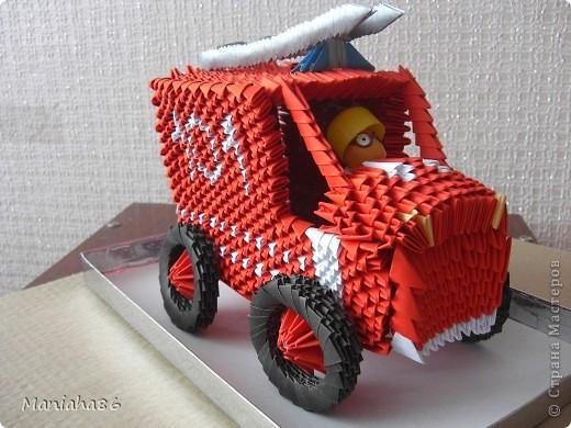 модульное Пожарная машина
