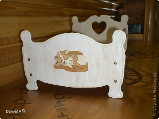 кроватка для кошки фото 2