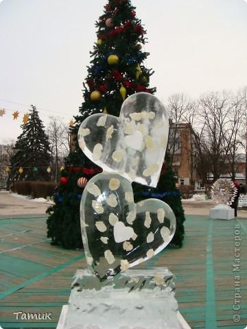 Вчера посетили выставку ледяных фигур. Очень понравилась.Получили массу приятных впечатлений. фото 3