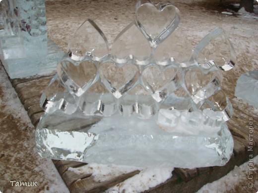Вчера посетили выставку ледяных фигур. Очень понравилась.Получили массу приятных впечатлений. фото 7