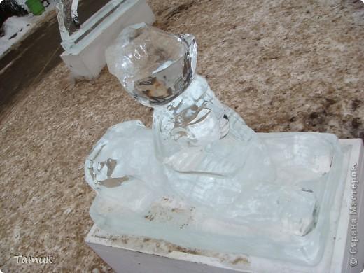 Вчера посетили выставку ледяных фигур. Очень понравилась.Получили массу приятных впечатлений. фото 10