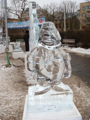 Вчера посетили выставку ледяных фигур. Очень понравилась.Получили массу приятных впечатлений. фото 11