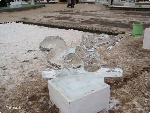 Вчера посетили выставку ледяных фигур. Очень понравилась.Получили массу приятных впечатлений. фото 13
