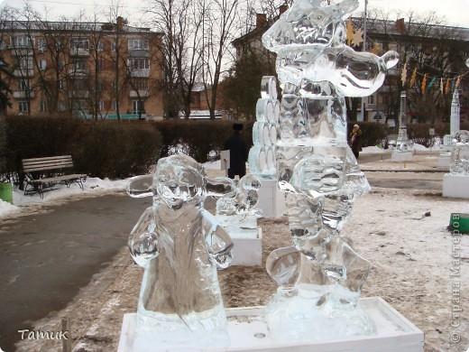 Вчера посетили выставку ледяных фигур. Очень понравилась.Получили массу приятных впечатлений. фото 14