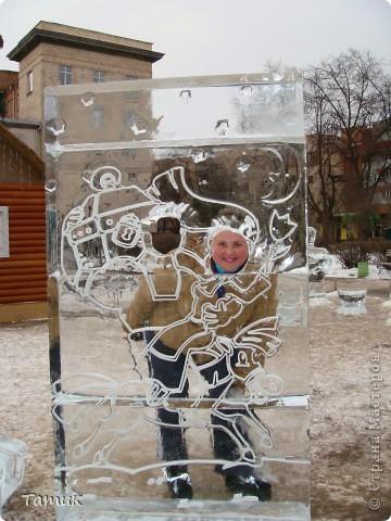 Вчера посетили выставку ледяных фигур. Очень понравилась.Получили массу приятных впечатлений. фото 23