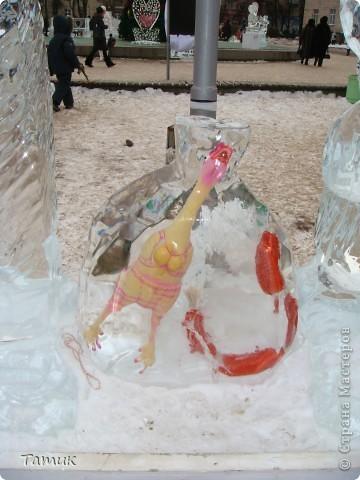 Вчера посетили выставку ледяных фигур. Очень понравилась.Получили массу приятных впечатлений. фото 22