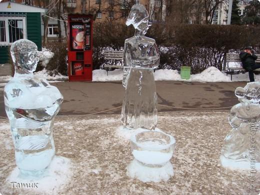Вчера посетили выставку ледяных фигур. Очень понравилась.Получили массу приятных впечатлений. фото 20