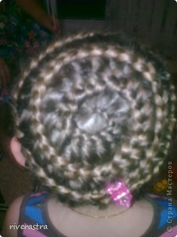 наша с дочкой любимая коса. и плетется быстро, и нарядно фото 2