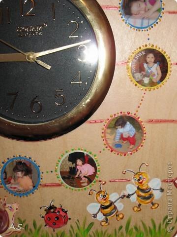 Такие часы я подарила дочке на 2 годика фото 4