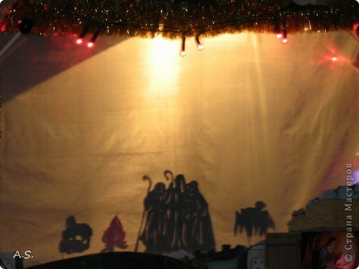 Теневой театр фото 3