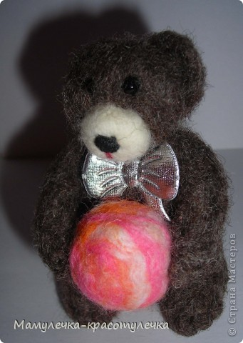 Милый медвежонок фото 3