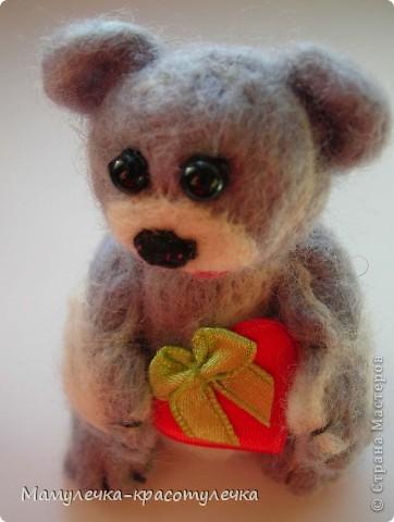 Милый медвежонок фото 1