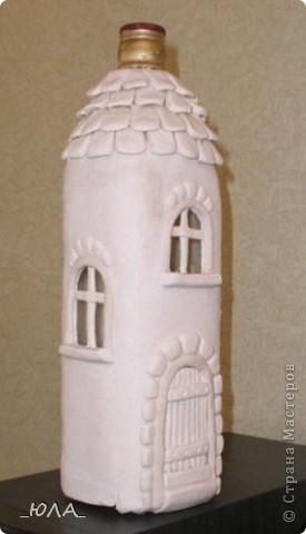 Весь дом расписывала гуашью, в краску добавляла капельку клея ПВА. фото 5