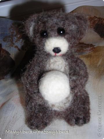 Милый медвежонок фото 7