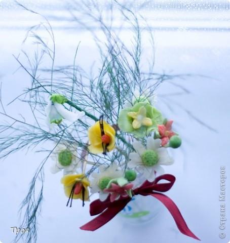 Маки, ромашки и еще какие-то невиданные цветы:) фото 2