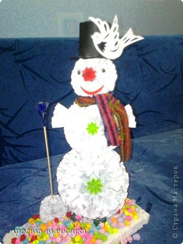 Снеговик. фото 2