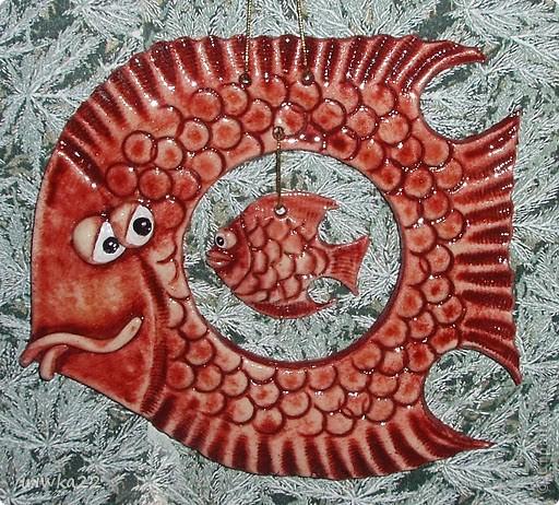 Беременная рыбка фото 1
