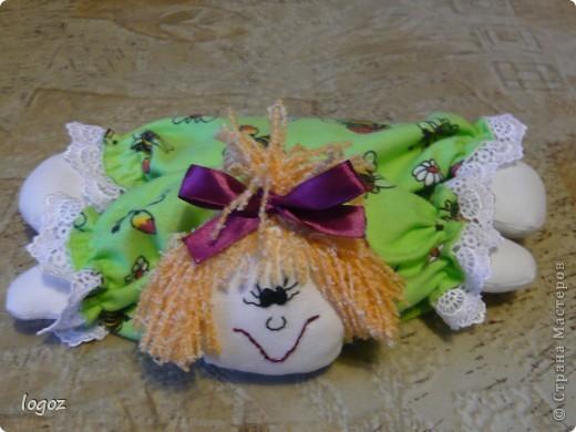 Кукла Лиза фото 1