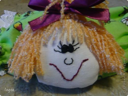 Кукла Лиза фото 2