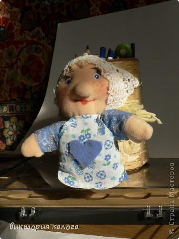 """Кукла """"Домовушка"""" фото 1"""