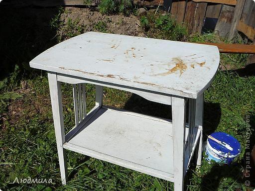 Вот так преобразилась древняя мебель в нашей деревеньке. фото 7