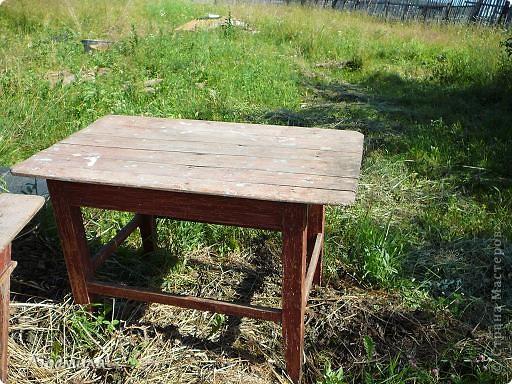 Вот так преобразилась древняя мебель в нашей деревеньке. фото 8