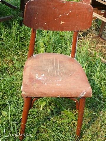 Вот так преобразилась древняя мебель в нашей деревеньке. фото 10