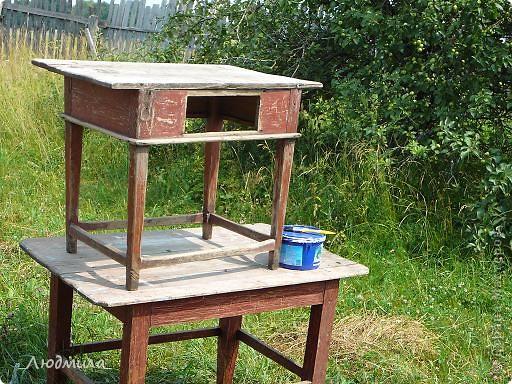 Вот так преобразилась древняя мебель в нашей деревеньке. фото 9