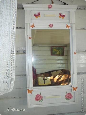 Вот так преобразилась древняя мебель в нашей деревеньке. фото 6
