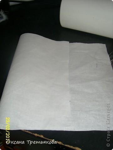 МК по пакетнице на картонном каркасе. фото 18