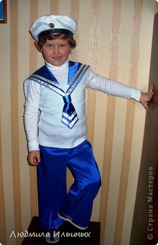 костюмы моряки фото