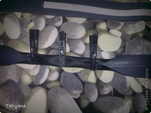 Вот такая получается корзинка-переноска. Хоть для животных, хоть еще для чего :) фото 4