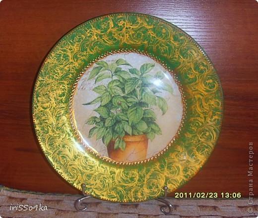Набор тарелочек. фото 4