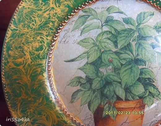 Набор тарелочек. фото 5