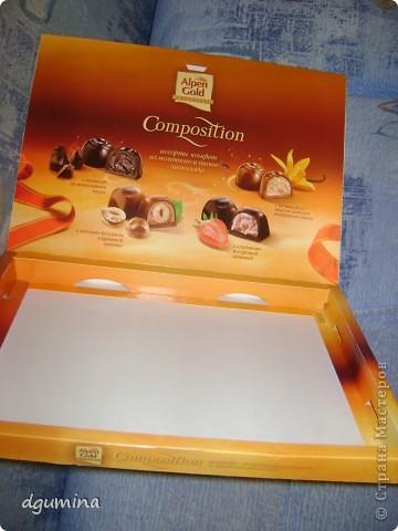 Оказывается, я не зря храню пустые коробки из-под конфет. фото 2