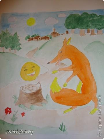 Рисунки для деток фото 1