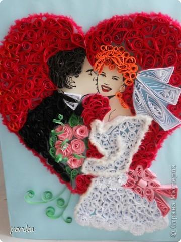 Открытка любимой подружке на свадьбу! фото 1