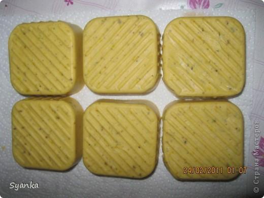 Детское мыло, молоко, мёд Лавандовый с лепесткамы календулы. Облепыховое и Оливковое масла. фото 1