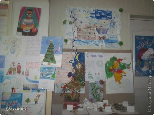 У дочери в школе проходила выставка детских работ. Вот хотели показать и Вам, какой творческий детский народ!  фото 3