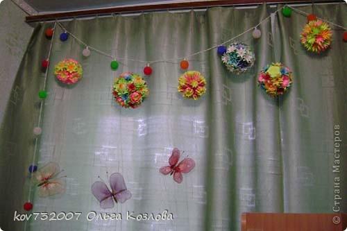 Это шторы у ребенка в комнате. фото 1