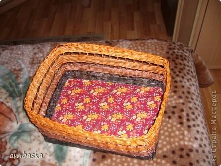 Использовала четыре оттенка краски: оригон, смесь оригон+орех, орех, в четвертый добавила темно-коричневый колер. фото 2