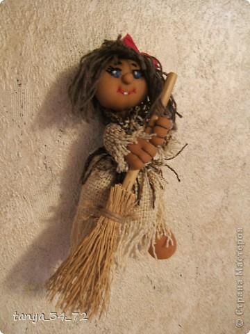 Кукла Домовушка