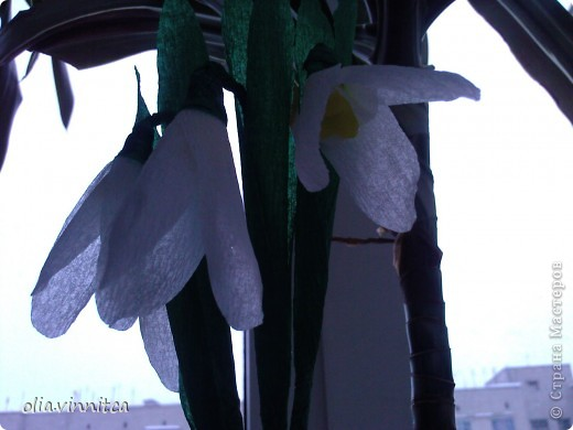 Вот такие цветочки ушли в садик на утреник к празднику 8 марта фото 2