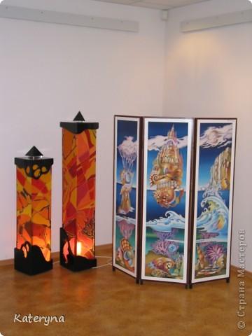 В нашем городе подходит к концу выставка работ удивительно талантливой женщины,художника Ольги Калининой. Хочу познакомить и вас,уважаемые гости и жители Страны Мастеров,с этими чудесными работами. Желаю приятного просмотра! фото 1